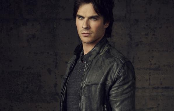 Picture actor, the series, the, Damon, vampire, vampire, Damon, Ian, Salvatore, Ien, this, somerhalder, diaries, diaries, ...