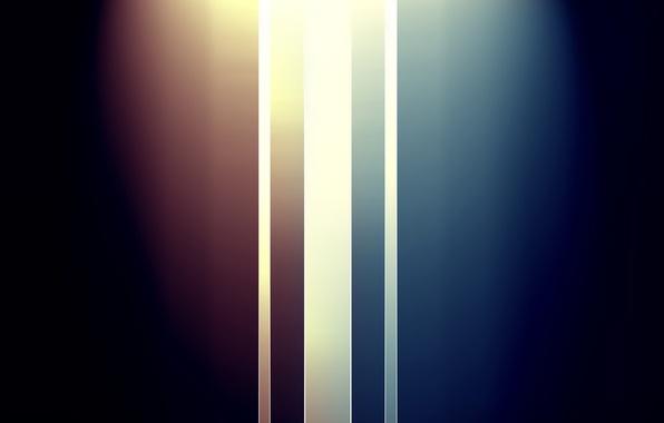 Picture surface, strip, texture, texture