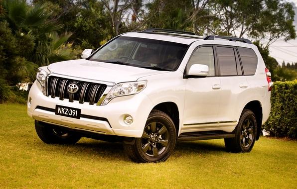Picture Toyota, Toyota, Land Cruiser, Prado, Prado, 2014, land cruiser