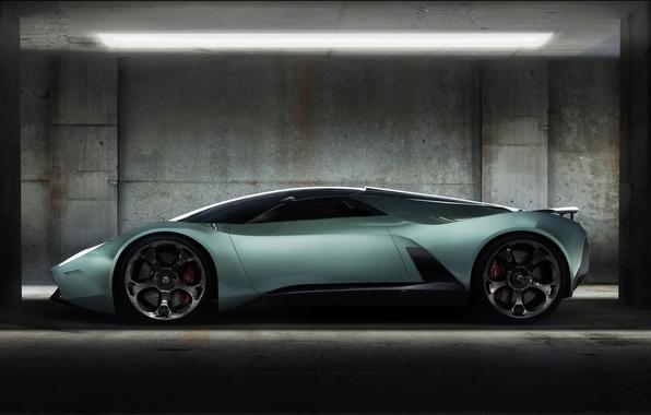 Picture The concept, Lamborghini, Insekta