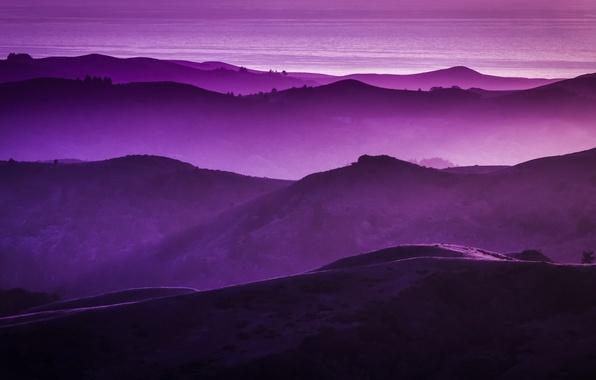 Picture california, landscape, woodside san mateo county