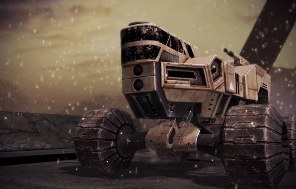 Mass Effect 3 Vehicles: Wallpaper Transport, Mass Effect 3, Tuchanka Images For