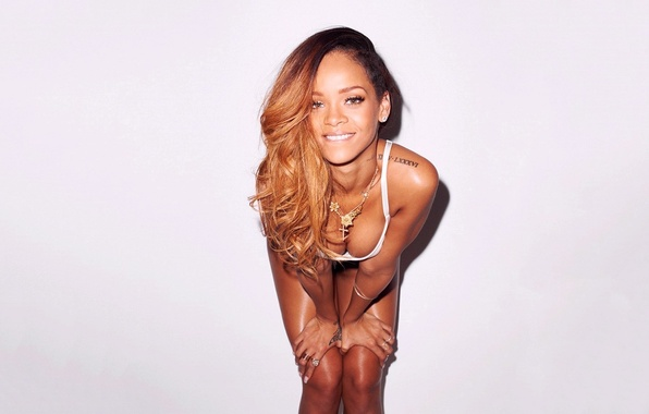 Picture Girl, Singer, Rihanna, Rihanna