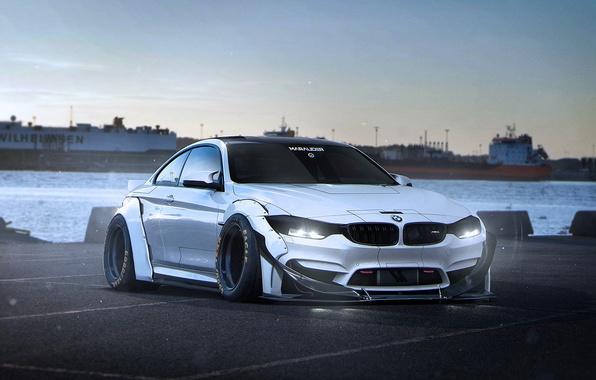 Picture BMW, Body, Tuning, Future, Marauder, Kit, by Khyzyl Saleem