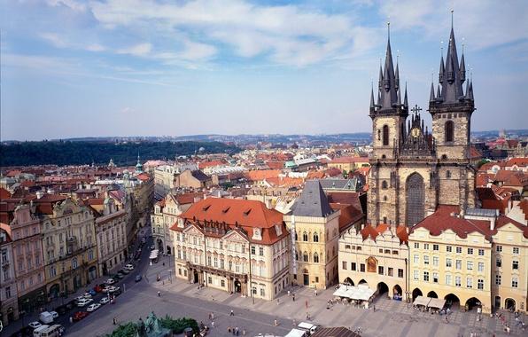 Picture Area, Prague, Czech Republic