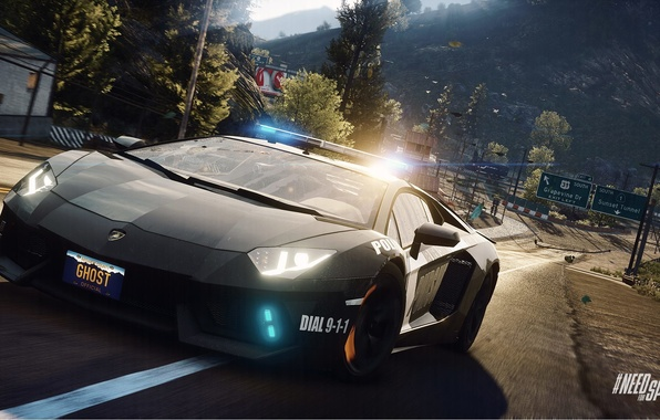 Picture Lamborghini, Need for Speed, nfs, LP700-4, Aventador, 2013, Rivals, NFSR, NSF