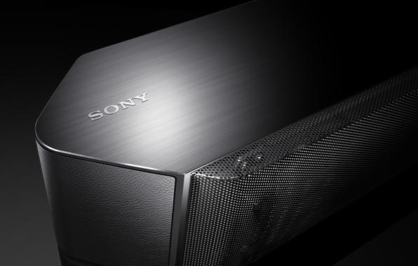 Picture logo, Sony, HT-ST9, Soundbar