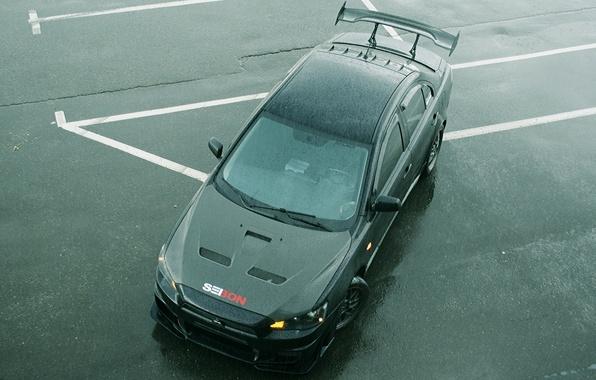 Picture Mitsubishi, lancer, sebon
