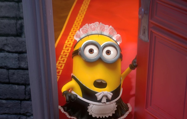 Picture movies, cartoon, multfilmy, Despicable me 2