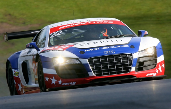 Picture Audi, track, GT3, LMS