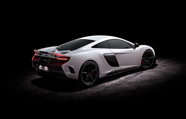 Picture McLaren, side, McLaren, 2015, 675LT