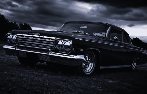 Picture 1967, sedan, hardtop, Impala, Сhevrolet
