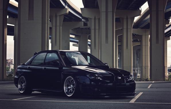 Picture Subaru, wrx, impreza, Subaru, sti, Impreza, stance