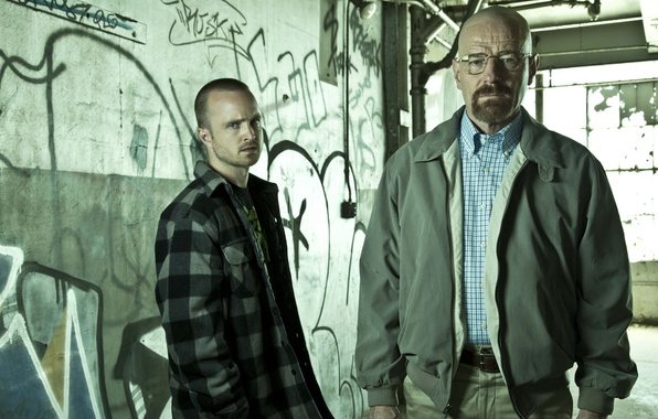 Picture frame, the series, breaking bad, breaking bad