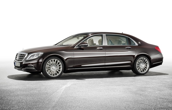 Picture Mercedes-Benz, Maybach, Mercedes, Maybach, S-Class, X222, 2015