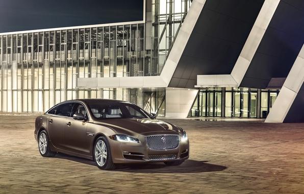 Picture Jaguar, Jaguar, 2015, Portfolio, X351, XJ L