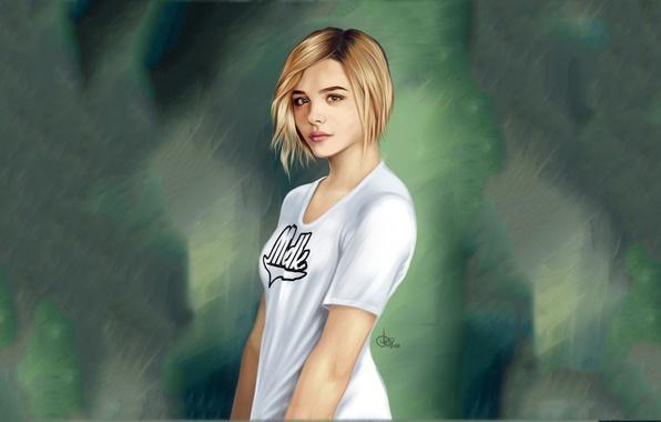 Picture hit girl, Chloe Moretz, MDK