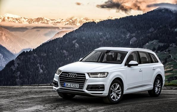 Picture Audi, Audi, TDI, quattro, 2015