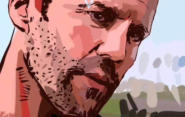 Picture face, actor, Jason Statham, Jason Statham