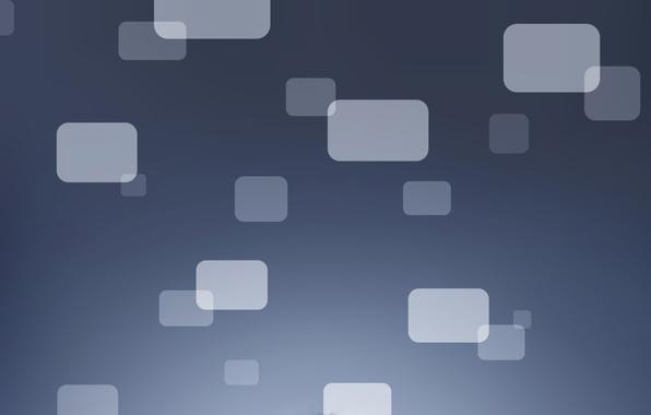 Picture blue, style, blue, texture, texture, squares grey