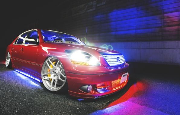 Picture light, lexus, Lexus, celsior, celsior