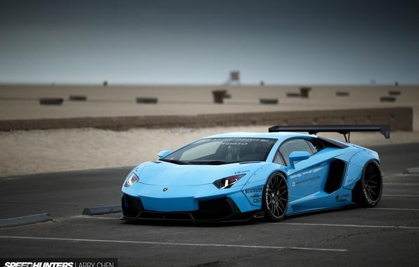 Picture Lamborghini, tuning, aventador