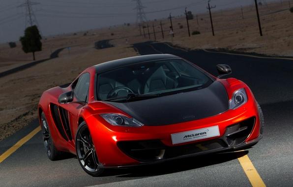 Picture McLaren, MP4-12C, 2013, MSO