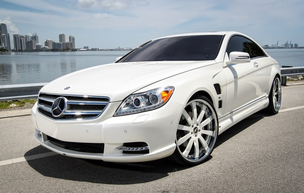 Picture White, Mercedes, Mercedes, Suite, CL63 AMG