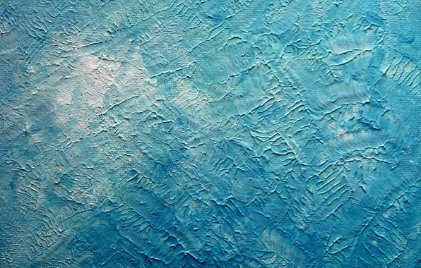 Picture background, blue, color, texture, plaster