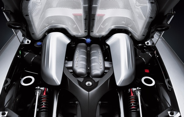 Picture Engine, Porsche, Karera