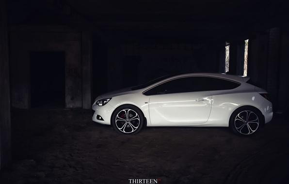 Picture machine, auto, photographer, drives, auto, photography, photographer, Thirteen, Opel Astra J GTC