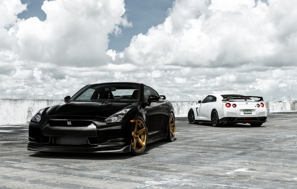Picture car, Nissan, rechange, nissan gt-r