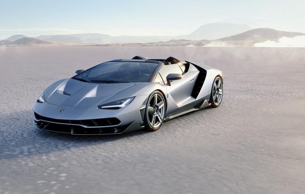 Picture Roadster, Lamborghini, supercar, Roadster, car, Lamborghini, chic, Centennial