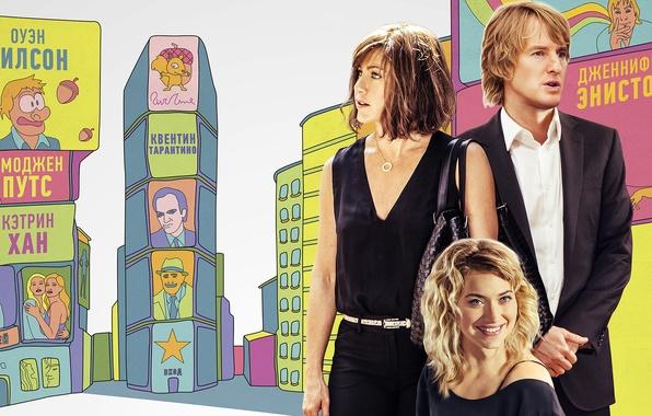 Picture Jennifer Aniston, Jennifer Aniston, poster, Owen Wilson, Imogen Poots, Imogen Poots, Owen Wilson, Miss Planner, …