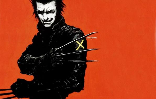 Picture X-Men, art, wolverine, marvel, comics, Wolverine: Snikt!, Tsutomu Nihei