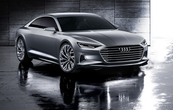 Picture Concept, Audi, 2014, Prologue