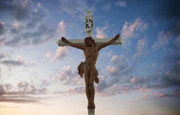 Picture cross, god, Jesus, christ