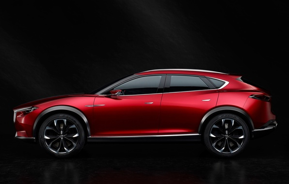 Picture Concept, the concept, Mazda, side, Mazda, crossover, 2015, Koeru, Koeru