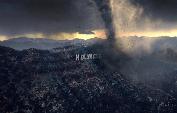 Picture Hollywood, Hollywood, Hurricane, Tornado, Tornado, The day after tomorrow