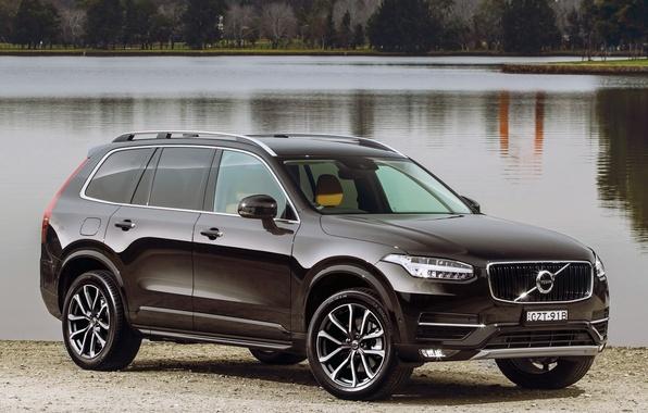 Picture Volvo, XC90, Volvo, 2015, ZA-spec, Momentum
