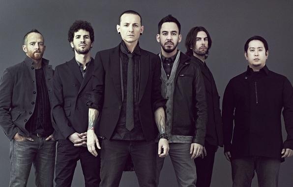 Picture Linkin Park, Mike Shinoda, Chester Bennington, Photo, Linkin Park, Phoenix, promo 2012, Joe Hahn, Rob …
