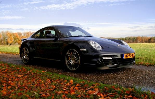 Picture 911, Porsche, turbo