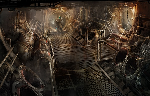 Picture Art, Isaac Clarke, Electronic Arts, Dead Space 3, John Carver, Dead Space, Visceral Games, Space