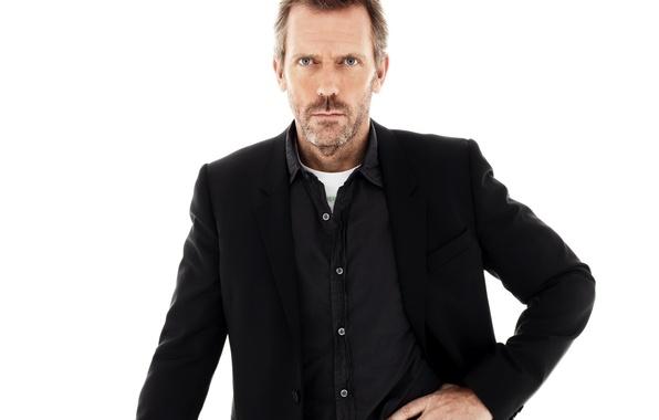 Picture Dr. house, house m.d., Hugh Laurie, hugh laurie