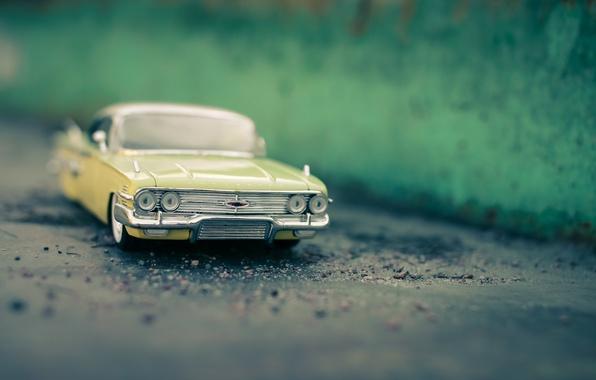 Picture machine, auto, toy, car
