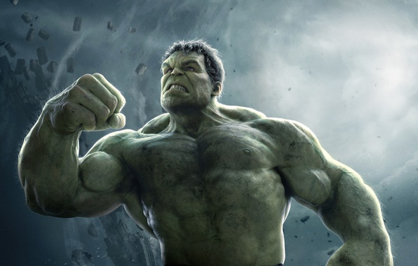 Picture Action, Fantasy, Clouds, Sky, Hulk, Hero, Green, the, The, Wallpaper, Big, Bruce, Super, Boy, Year, …