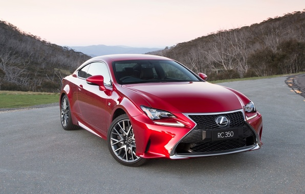 Photo wallpaper Lexus, AU-spec, F-Sport, Lexus, 2014