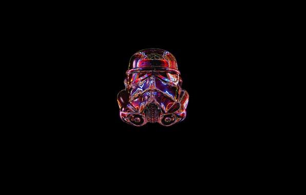 Picture Star Wars, helmet, Star Wars, Stormtrooper