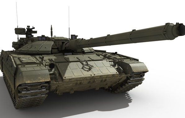Picture tank, the concept, armata