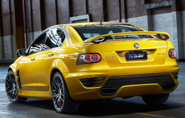 Picture yellow, garage, yellow, garage, GTS, Holden, Holden, shed, HSV